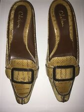 Cole Haan Slip-On Pumps . 2 inches heel. Size 7.5.
