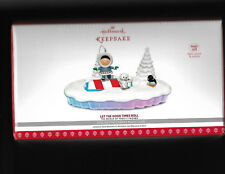 2017 Hallmark  Let The Good Times Roll The World Of Frosty Friends  NIB