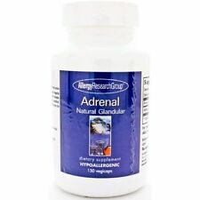 ADRENAL NATURAL GLANDULAR ALLERGY RESEARCH GROUP GLANDULARS SUPPLEMENT PRODUCTS