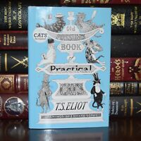 Old Possum's Book of Practical Cats by Eliot Illustrated Collectible Hardcover