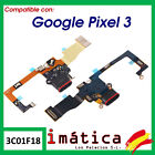Flex Load For Google Pixel 3 Plate USB Type C Microphone Connector Piece