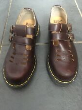 Dr Martens T Bar Shoes Size 3