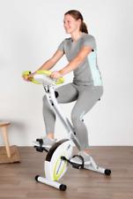 Ultrasport F Bike Folding Exercise Bike Green