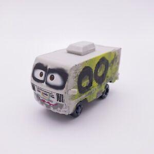 Disney Pixar Cars 3 Diecast Arvy Deluxe #00 Camper RV 1:55 Metal Hollow Oversize