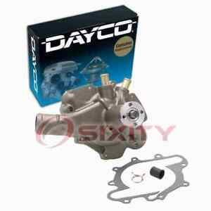 Dayco Engine Water Pump for 1971-1988 Oldsmobile Cutlass Supreme 4.3L 5.0L zk
