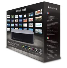 NEW KAISER BAAS SMART MEDIA PLAYER RRP $129