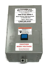 General Air IMS-S12L-2D80-1 Overload Protection Module 1 Phase 208V 60Hz