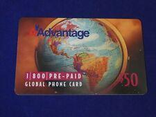 AAdvantage  $50 Pre-Paid Global Phone Card