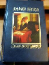 """Jane Eyre by Charlotte Bronte """" The Great writers Library """" 1986 Hardback"""