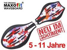 """Waveboard MAXOfit® Mini """"Fire"""" 72 cm bis 129 kg mit Leuchtrollen"""