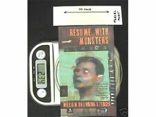 Resume with Monsters - PB by William Browning Spencer
