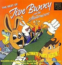 JIVE BUNNY AND MIXMASTERS BEST OF PARTY CD SEALED