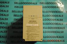 Mitsubishi FR-E520-0.4-TF Inverter AC Speed Drive 200-240V Freqrol E500 Used