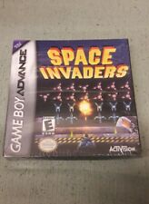 Space Invaders - Game Boy Advance GBA Game (Factory sealed)