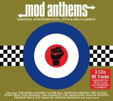 Mod Anthems 0825646147038 by Various Artists CD