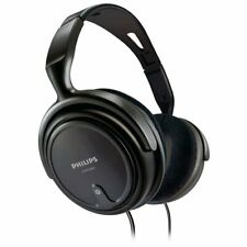 Philips Adjustable Over-Ear Stereo Corded Audio Headphones SHP2000