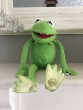 Kermit The Frog Genuine Disneystore Plush Cuddly Toy The Muppets Disney Official