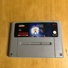 Another World For Super Nintendo / SNES - UK / PAL