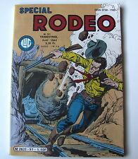 SPECIAL RODEO - N°  91 - LUG - TEX WILLER