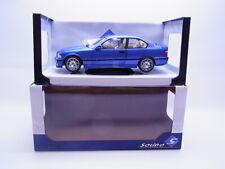 66382 Solido S1803901 BMW E36 Coupé M3 blau 1990 Modellauto 1:18 NEU in OVP