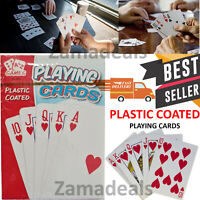 Waterproof Plastic Playing Cards Poker Card Creative Party Table Game XMAS Gift