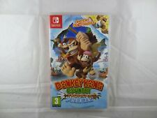 BOX ONLY - Donkey Kong Country Tropical Freeze - Switch