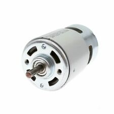 Dc 12v Motor Double Ball Bearing Torque Low Noise For Home Electric Bicycle Car
