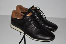 Cole Haan Grand Collection Oxford Leather Sneakers Women sz 8.5 B