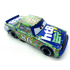 Cars Toys Metallic Blue Chick Hicks Diecast Toy Car 1:55 Loose Kids Vehicle New