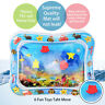 Baby Kids Water Play Mat floorActivity Inflatable Infants Tummy Time Playmat Toy