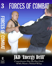 Forces Of Combat 3 - JKD Energy Drill Martial Arts DVD NEW