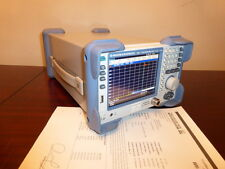 Rohde And Schwarz Fsc3 9 Khz To 3 Ghz Benchtop Spectrum Analyzer Calibrated