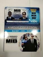 Sony Pictures Men In Black 4 Movie Collection Digital (Bluray+ Dvd)