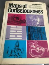 Maps of Consciousness by RALPH METZNER