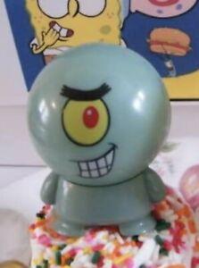 Kid's Meal Toy-Plankton from SpongeBob Figure