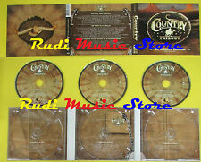 CD COUNTRY TRILOGY compilation CASH PARTON CLINE F. LAINE (C9) no lp mc dvd vhs