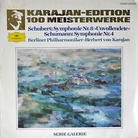 Karajan Edition  -  Schubert  &  Schumann Symphonie