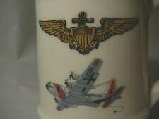 U.S. Coast Guard Air Station Ceramic Mug Search & Rescue Kodiak Alaska Bear Fly