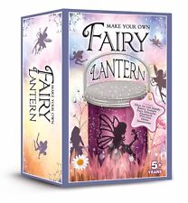 Make Your Own Fairy Lantern Sparkles By Day & Glows at Night Glass Jar Included