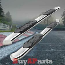 "FOR 2004-2014 NISSAN TITAN CREW CAB 5"" CURVED NERF STEP BAR RUNNING BOARD CHROME"