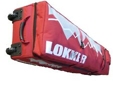 LOKKER TWIN Deck Team Snowboard Bag- fits 2 Boards, 2 pairs of boots& all gear