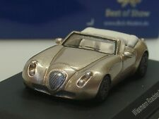 BOS Wiesmann MF5 Roadster, gold - 87026 - 1:87