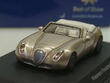 BOS Wiesmann MF5 Roadster, gold - 87026 - 1/87