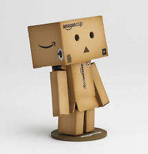 2016 Revoltech Danbo Mini Danboard Amazon Box Version Figure LED Light-Kaiyodo Q