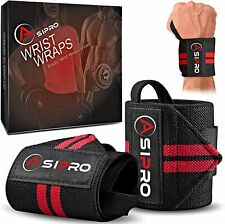 ASIPRO Gym Wrist Wraps Men and Women Wrist Support with Thumb Grip Wrist Wraps G