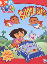 Dora the Explorer - Super Babies DVD