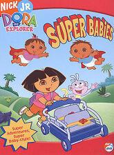 Dora the Explorer - Super Babies (DVD, 2005)