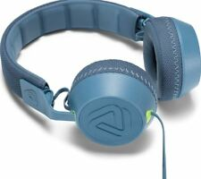 Coloud No.16 On-Ear Headphones with Built-In Mic (for iPhone, All Android) BLUE