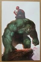 Immortal Hulk #17 Inhyuk Lee Virgin Variant w/ COA