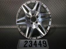 "1 Stück Felgenstern Brabus Monoblock VI Mercedes 8,5jx19"" ET45 62X-859-45 #23449"